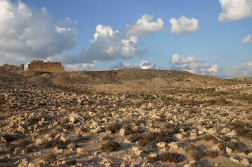 Ville haute et temple de Taposiris, 2006 (© MAFTP)